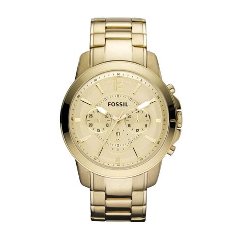 fossil grant gold fossil styles gold tone watches styles grant