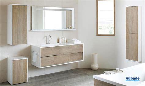 salles de bain aubade meubles salle de bains bois sanijura my lodge espace aubade