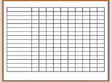 7+ blank monthly employee schedule template Lease Template