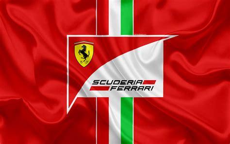 Cool ferrari logo wallpaper background 65324 6446 wallpaper. Download wallpapers Scuderia Ferrari Formula 1, 4K, racing team, Formula 1, Ferrari logo, F1 ...