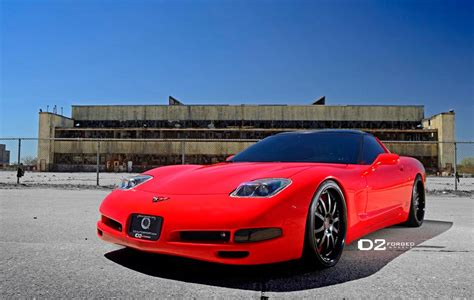 Pics Red C5 Corvette On D2forged Fms05 Wheels Corvette HD Wallpapers Download free images and photos [musssic.tk]