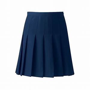 Pleated school skirt Banner Designer pleated skirt