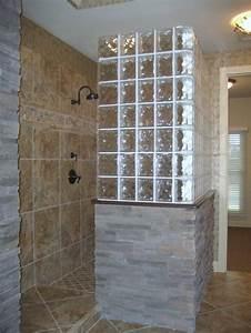 pave de verre douche solutions pour la decoration With pave de verre salle de bain