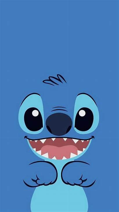Stitch Disney Wallpapers Cartoon Mobile Android