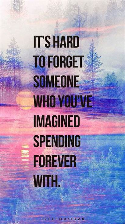 Quotes Backgrounds Forget Iphone Galaxy Paper Someone