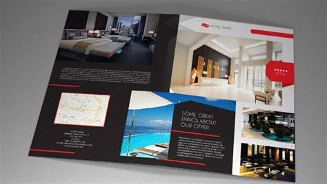 corporate hotel brochures designs apple pages