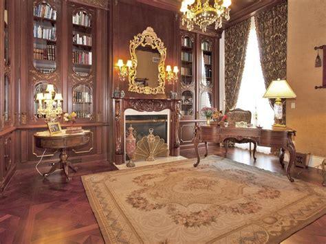 Old World, Gothic, And Victorian Interior Design