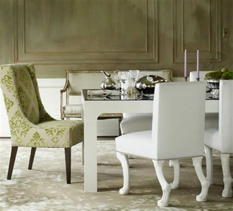 chaises design salle à manger salle à manger moderne aux chaises design uniques design