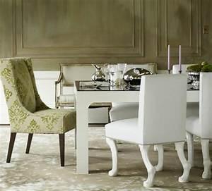 salle a manger moderne aux chaises design uniques design With salle À manger contemporaineavec fauteuil design salle manger