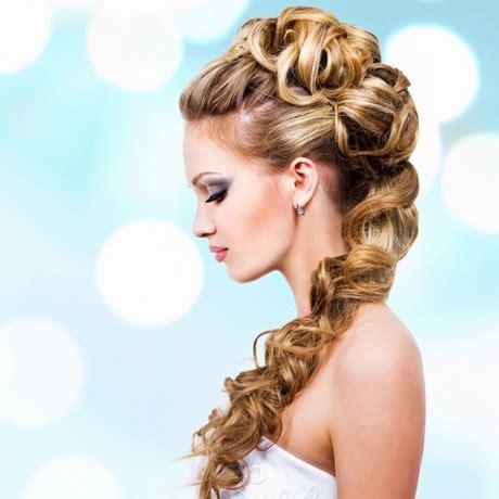 ball frisur lange haare