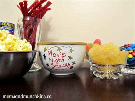 night snacks personalized bowl moms munchkins