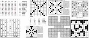 Diagramless Puzzles