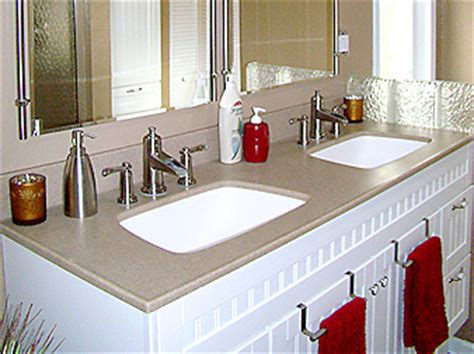 bathroom building materials