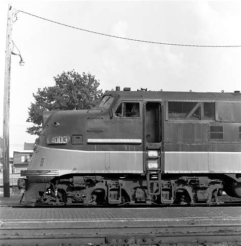 Illinois Central Railroad Passenger Trains