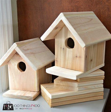 diy birdhouse wood working bird houses diy bird