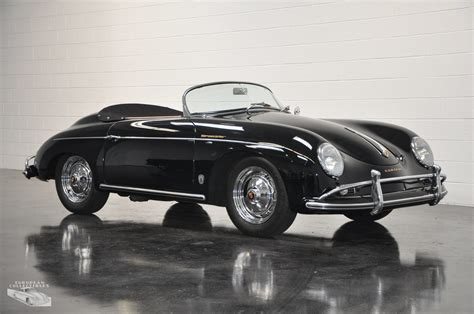 Porsche 356 Speedsters For Sale by 1958 Porsche 356a Speedster For Sale 67307 Mcg
