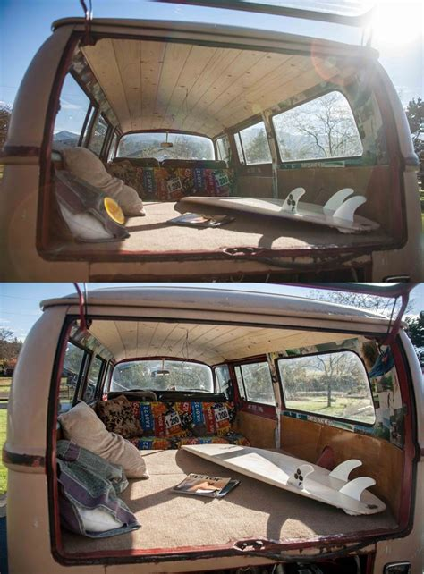 volkswagen van interior my 1970 volkswagen bus interior surf life style