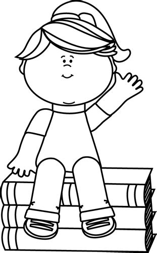 12265 student clipart png black and white reading clipart black and white clipart panda