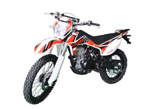 Gambar Motor Viar Cross X 200 Gt by Viar Luncurkan Crossx 200 Gt