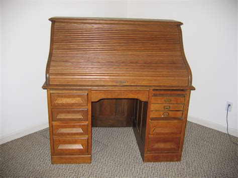 antique desks for sale roll top desk for sale antiques com classifieds