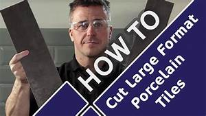 How to cut porcelain and ceramic floor tiles tile for How to cut ceramic floor tile