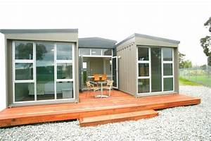 Home, Devan, Popular, Shipping, Container, Home, Treehugger