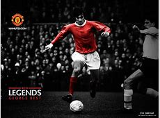 George Best Top 6 Goals for Manchester United Simply the
