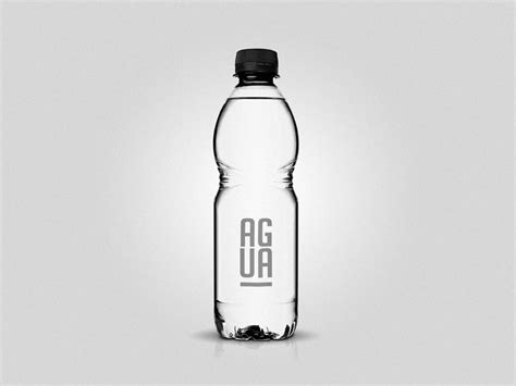 12 3.12 page 1 of 12. Clear Plastic Bottle Mockup | Free Mockup