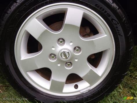 2005 nissan sentra se r wheel photo 52486514 gtcarlot com
