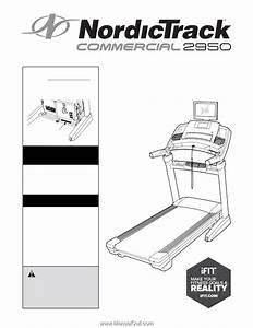 Nordictrack 2950 Treadmill