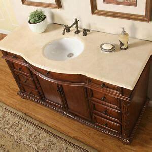 60 Inch Vanity Cabinet Single Sink by 60 Inch Lavatory Single Sink Bathroom Vanity Marble