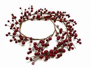Deko Zweige Rote Beeren : weihnachten kranz weihnachtsgirlande rote beeren adventskranz t rgirlande deko weihnachten ~ Sanjose-hotels-ca.com Haus und Dekorationen