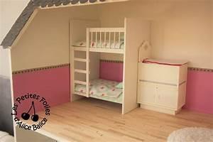 Meuble De Maison : maison de barbie 6 les meubles chambres et salle de bain les petites folies d 39 alice balice ~ Teatrodelosmanantiales.com Idées de Décoration