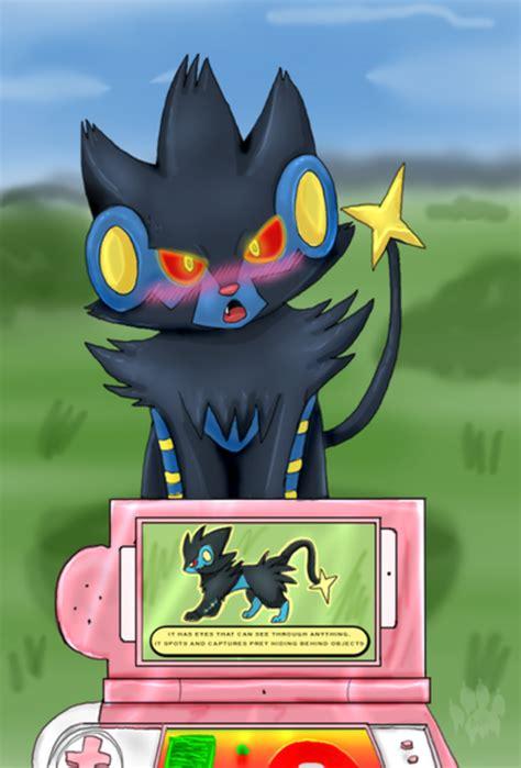 luxray vision pokemon   meme