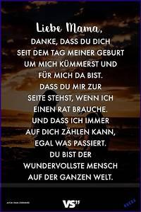 Visual, Statements, U00ae, Liebe, Mama, Danke, Dass, Du, Dich, Seit