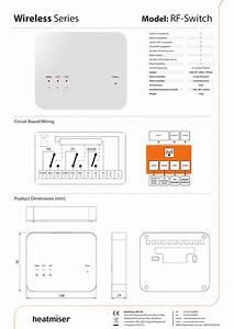 Heatmiser Wiring Diagram