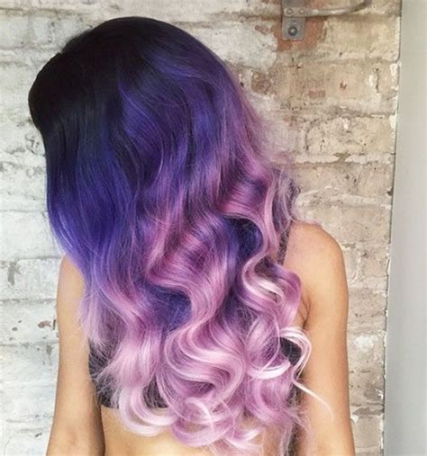 two color hair styles 25 amazing two tone hair styles trendy hair color ideas 2018