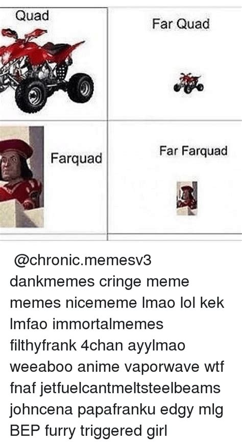 Quad Memes - 25 best memes about farquad farquad memes