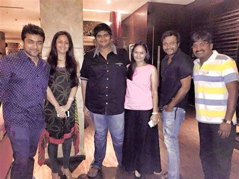 actress jyothika latest family photos jyothika latest photos 2015