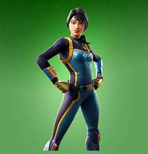 Fortnite Bolt Skin - Character  Png  Images