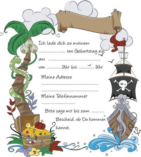 einladungskarten geburtstag kostenlos ausdrucken einladungskarten kindergeburtstag kostenlos gestalten und ausdrucken pirate birthday