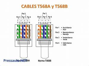 Hl 6930  Cat 5 Wiring T568a Or T568b Including T568b Jack