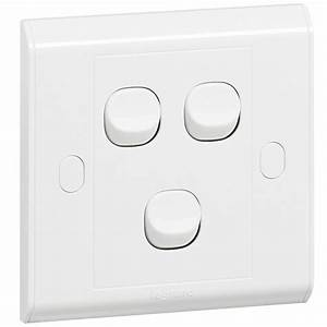 2 Single Pole Switches