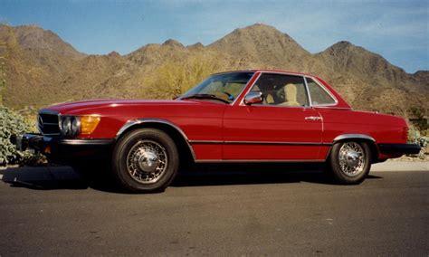 Auction lot t23, anaheim, ca 2016. 1983 MERCEDES-BENZ 380SL CONVERTIBLE - 16132