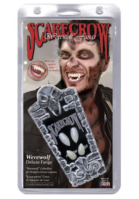 werewolf teeth adult fangs costume halloween scary scarecrow weerwolf google halloweencostumes