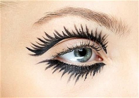 Anime Eye Makeup Without Fake Eyelashes Drawn Eyelash Makeup Pencil And In Color Drawn Eyelash