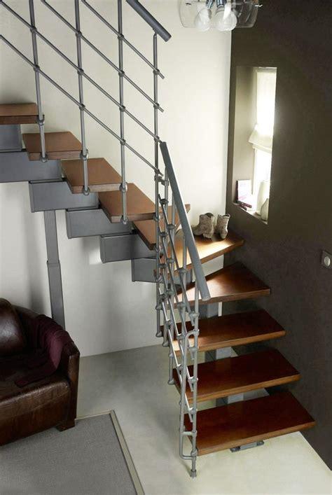 un escalier quart tournant pr 234 t 224 poser escaliers