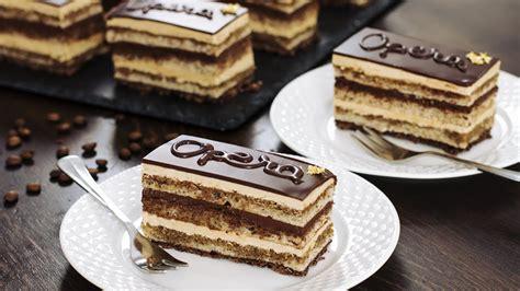 opera cake opera cake recipe doovi