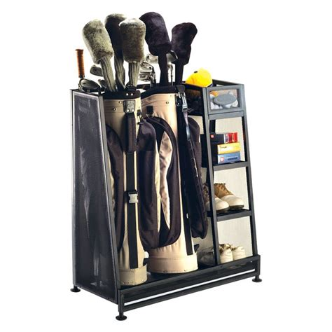 Suncast Golf Organizer  Storage Racks At Hayneedle