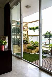 7, Ideas, For, Decorating, Small, Balconies
